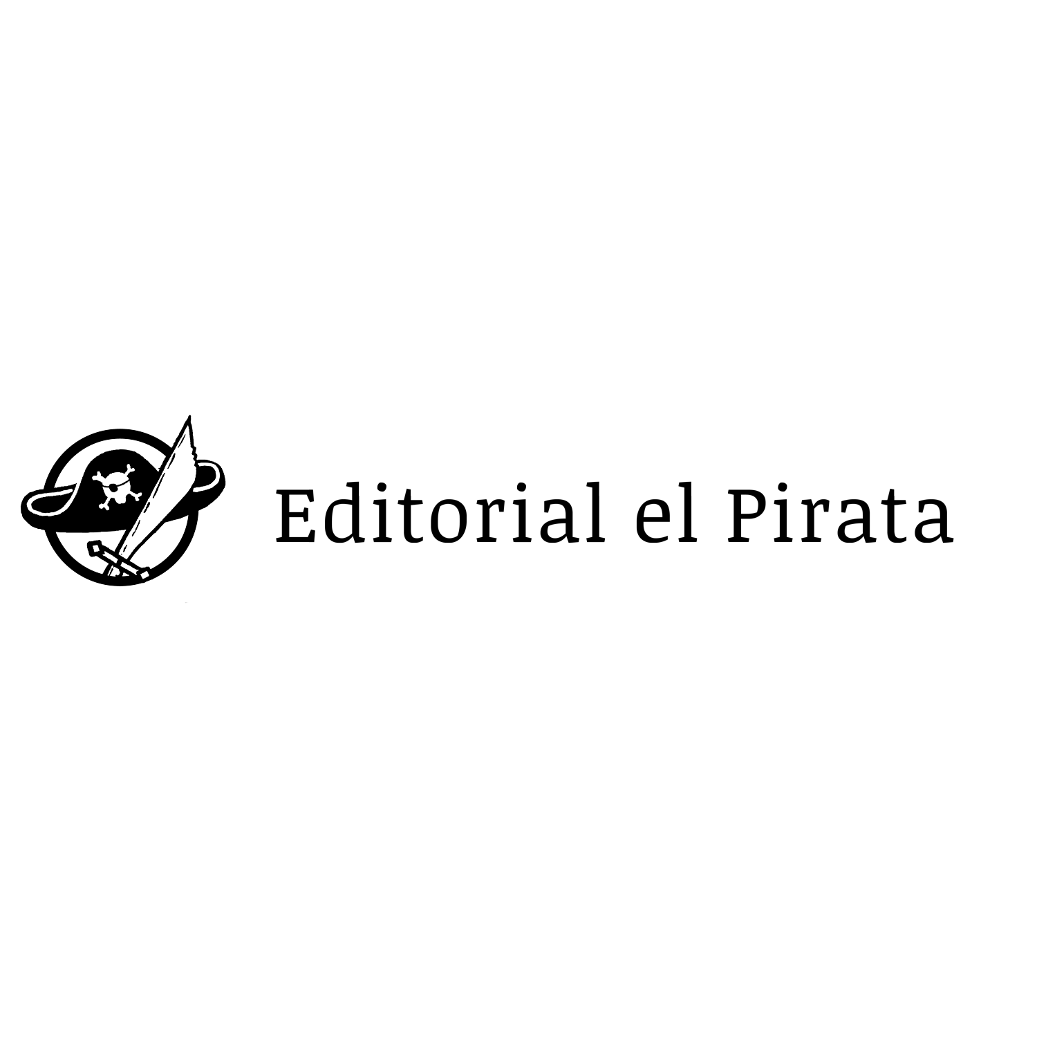 Logo Editorial el Pirata
