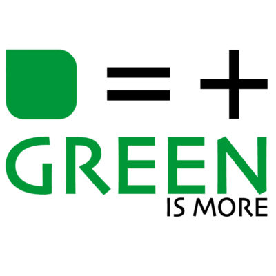 Logo Green Is More
